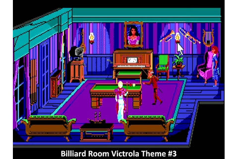 The Colonel's Bequest (Laura Bow 1) sountrack (MT-32 ...