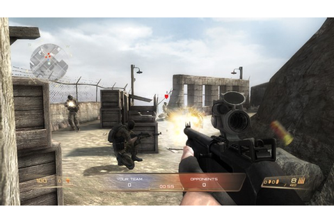 Modern Combat: Domination Review for Playstation 3