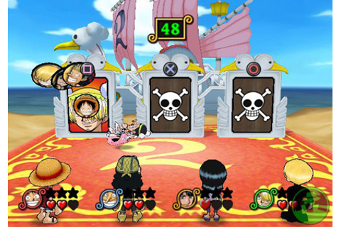 GameSpy: One Piece: Pirates' Carnival - Page 1