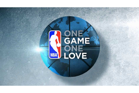 "One Game One Love Tip-Off ""Are You Ready"" (Mandarin) - YouTube"