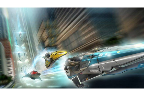 video Games, Wipeout, Wipeout 2048 Wallpapers HD / Desktop ...
