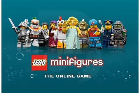 LEGO Minifigures Online releasing next week