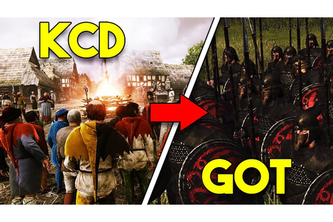 Game Of Thrones In Kingdom Come Deliverance! - KCD Mod In ...