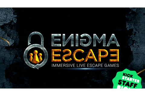 Enigma Escape | The Live Escape Game Experience in London ...
