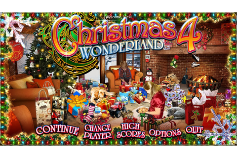 Christmas Wonderland 4 Gameplay | HD 720p - YouTube