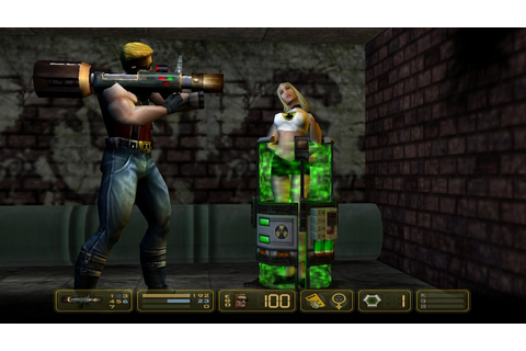 Download Duke Nukem Land Of The Babes PS1 ISO For PC ...