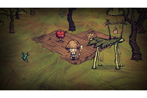 Don't Starve: Shipwrecked on Steam