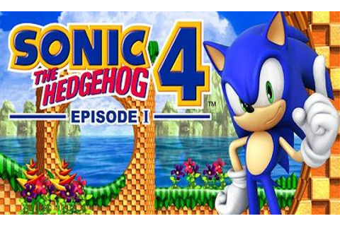 Sonic The Hedgehog 4. Episode 1 Android apk game. Sonic ...