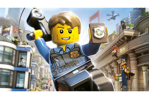 LEGO City Undercover Review - IGN