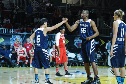 NBA Cares Special Olympics Unified Basketball Game | Flickr