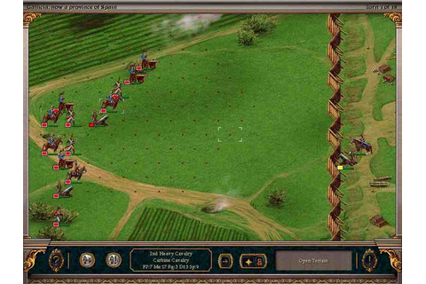 Imperialism II: The Age of Exploration Screenshots for ...
