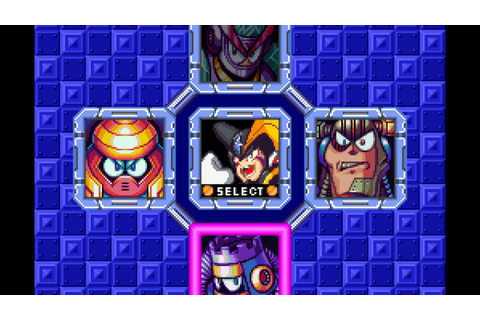 Mega Man Bass (SNES)(ROM Hack) Game Clear w/ Cutscenes ...