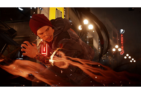 inFAMOUS Second Son™ Game | PS4 - PlayStation