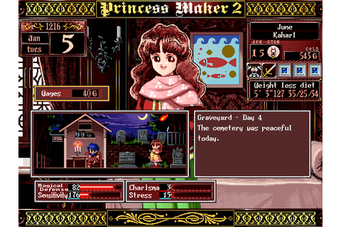 princessmaker2_13 – Hardcore Gaming 101