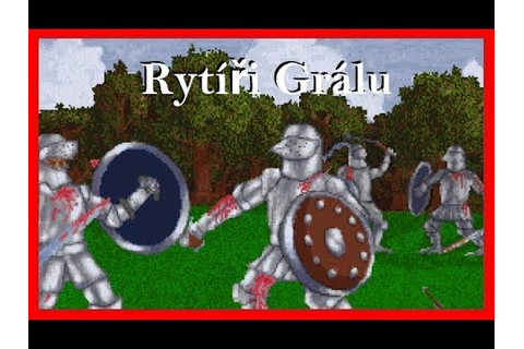 "Rytíři Grálu 1996 PC (Knights of the Grail) ""Czech"" - YouTube"