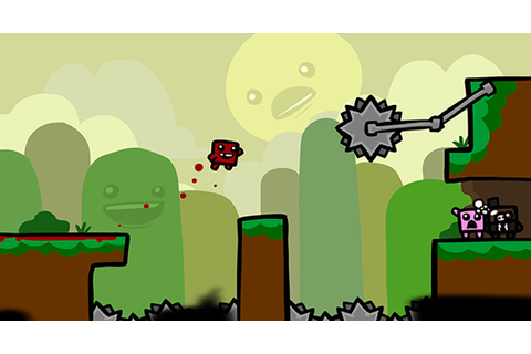 You Should Be Playing Super Meat Boy Right Now