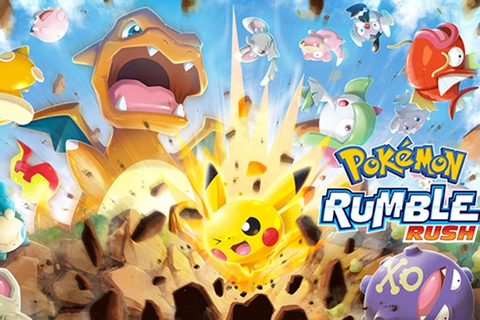 New Pokémon Mobile Game Based on 'Rumble' Series Launches