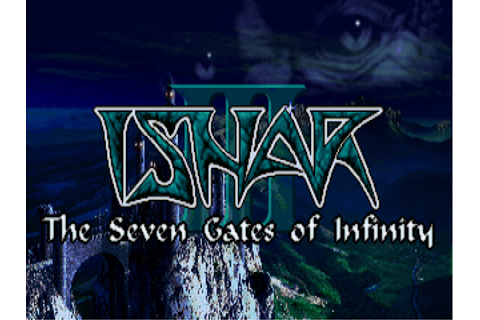 Download Ishar 3: The Seven Gates of Infinity | DOS Games ...