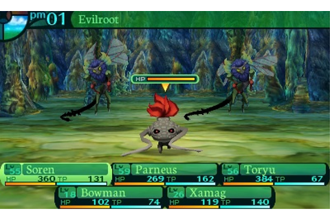 Etrian Odyssey IV: Legends of the Titan 3DS | Konsolinet