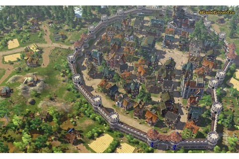 Play The Settlers Online game for free | 4GameGround.com