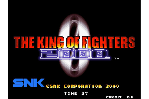 The King of Fighters 2000 | J.A Technologies | Place 2 Get ...