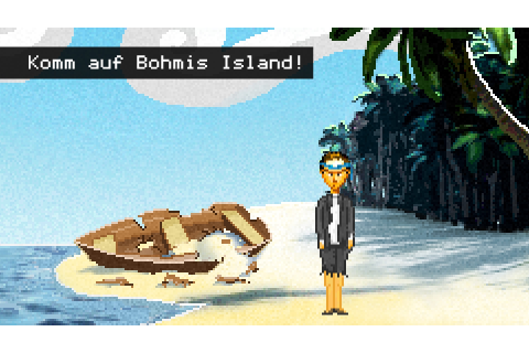Game Royale 2: The Secret of Jannis Island - Screenshot ...