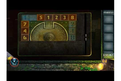 Escape Game 50 Rooms 2 level 47 mini game - YouTube