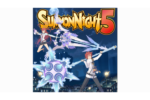 Summon Night 5™ Game | PSVITA - PlayStation