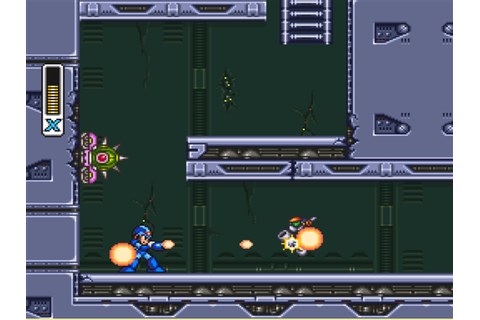 Mega Man X3 Download Game | GameFabrique