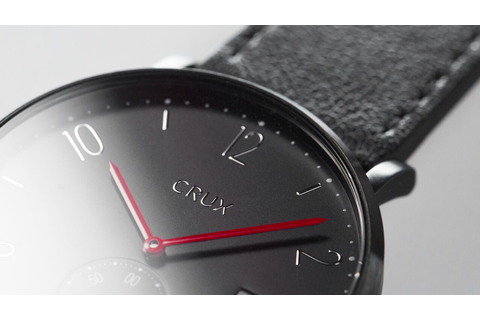 CRUX Watches: Quality, stylish watches that truly give ...