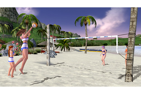 Dead or Alive: Xtreme Beach Volleyball Review ...