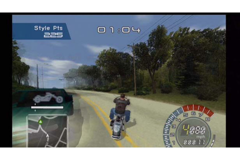 American Chopper Game | PS2 - PlayStation