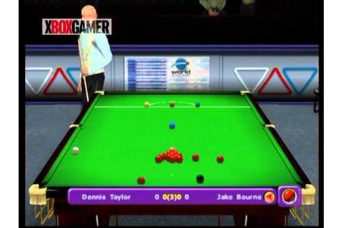 Review: World Championship Snooker 2003 - YouTube