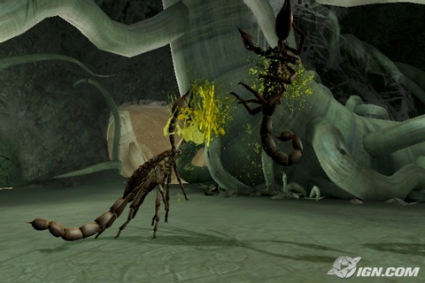 "Deadly Creatures (Wii) Preview - ""damn those creatures be ..."
