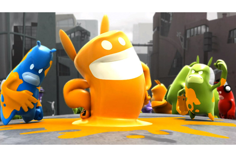 THQ's de Blob rights picked up by Nordic Games - Polygon