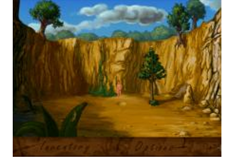 Missing on Lost Island Download (2000 Adventure Game)