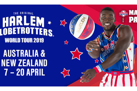 The Harlem Globetrotters World Tour – Monaco