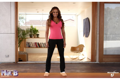 Get Fit with Mel B - Get Fit With Mel B - Gamereactor
