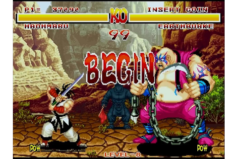 Samurai Shodown Download Game | GameFabrique