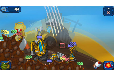 Worms 2: Armageddon - Aplicaciones de Android en Google Play