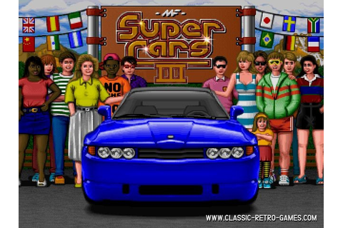 Download Super Cars & Play Free | Classic Retro Games