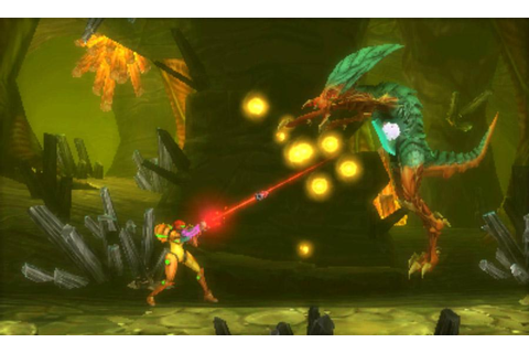 'Metroid: Samus Returns' Gets New Gameplay Footage, Looks ...
