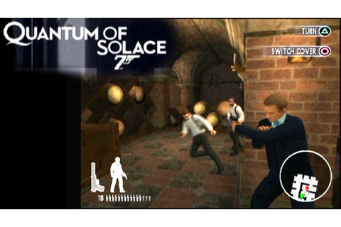 James Bond 007: Quantum of Solace ... (PS2) - YouTube