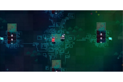Hyper Light Drifter New Gameplay, Co-op Features Detailed