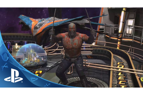 Zen Pinball 2: Guardians of the Galaxy -- Announce Trailer ...