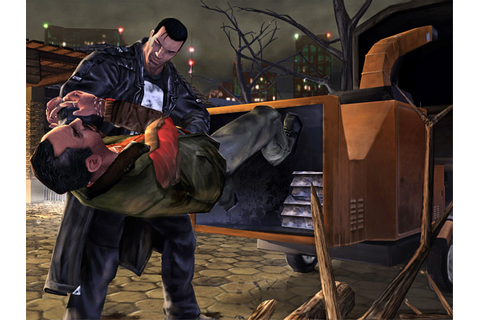 The Punisher PC Galleries | GameWatcher