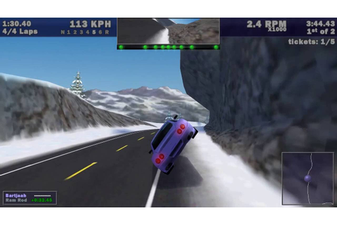 Need For Speed III - Hot Pursuit - Hot Pursuit: Summit ...