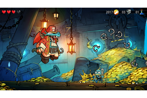 Wonder Boy: The Dragon's Trap Is Coming To Nintendo Switch ...