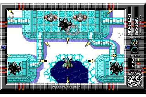 Major Stryker Download (1993 Arcade action Game)