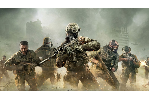 Activision And Tencent Announces Call Of Duty: Mobile Is ...